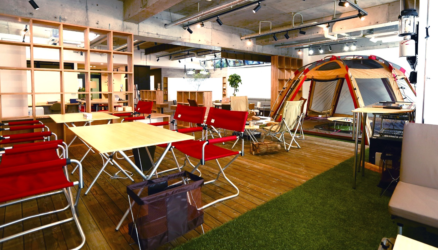 Camping Office osoto Nagoya